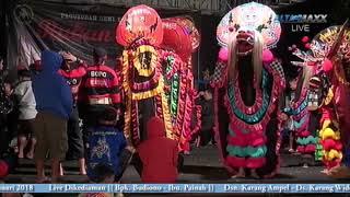 PREDATOR CREW - SAYANG 2 - Rampak Barong - Singo Barong - Mbegedhut crew