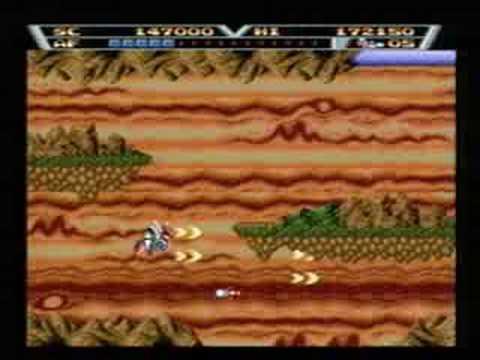 Classic Game Room - ARROW FLASH review for Sega Genesis thumbnail