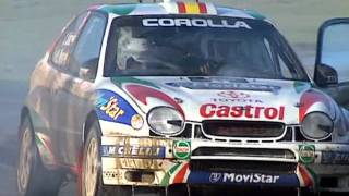 Gambar cover WRC 1998 Season Finale - Laugh of Fate
