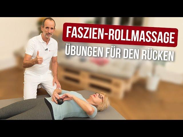 Rückenschmerzen? Mache diese 3 Übungen für Deine Faszien! | Liebscher & Bracht