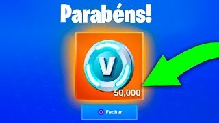 How to earn up to 50,000 V-Bucks at Fortnite in Save the world mode..!
