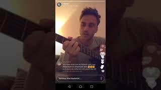 Clueso - Auf Kredit (Instagram livestream)