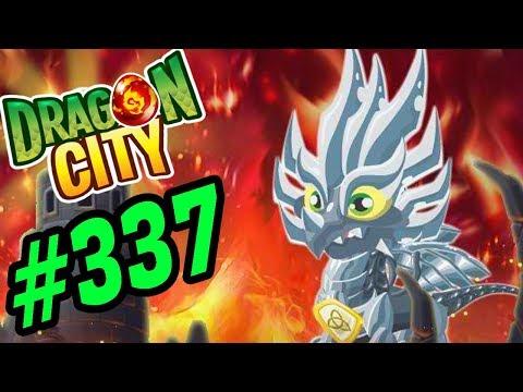 ✔️RỒNG KIM LOẠI TINH KHIẾT! - Dragon City Game Mobile - Android, Ios #336