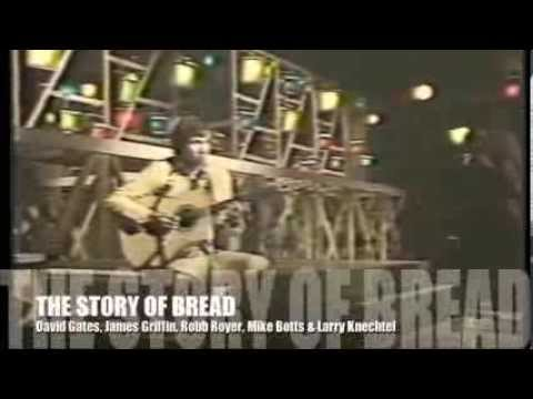 DAVID GATES (of Bread) on The Glen Campbell Music Show