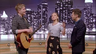 Caleb Lee Hutchinson's Lionel Richie Impression