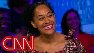 What Tracee Ellis Ross learned from her mom