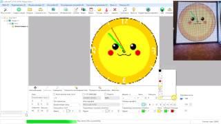 LedshowYQ 2016 Видео инструкция по работе с программой для управления бегущими строками и экранами