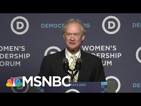Hillary Clinton Rises In Polls As Lincoln Chafee Drops Out Of 2016 Race | MSNBC