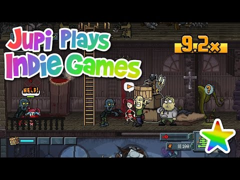 Jupi Plays Indie Games: My Night Job