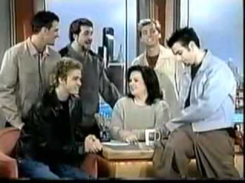 NSync - Happy Birthday Acappella
