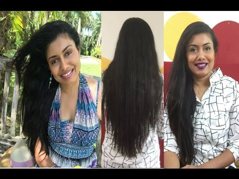 Healthy Long Hair Grow/Care Tips & Tricks from Bhavna | Food