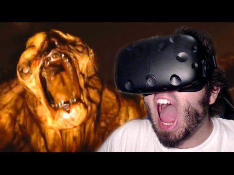 TERROR EN REALIDAD VIRTUAL - The Brookhaven Experiment (HTC Vive VR Español)