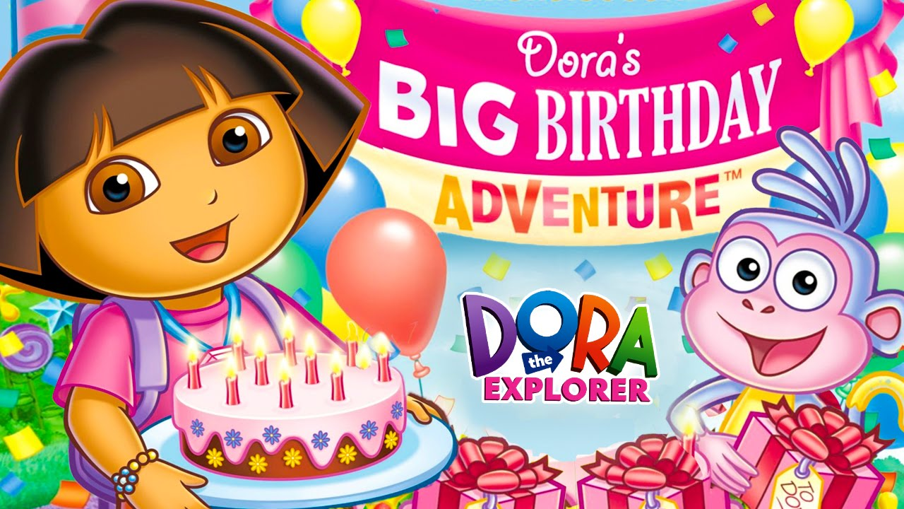 Dora Birthday YouTube