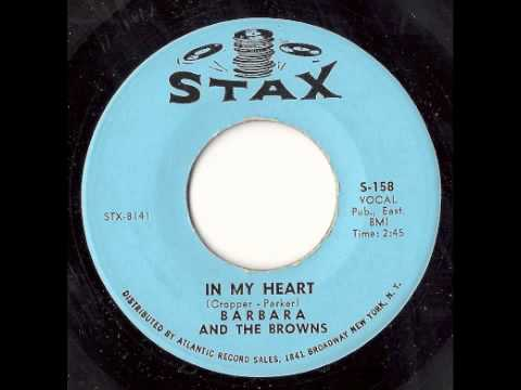 Barbara And The Browns - In My Heart