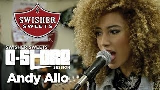 Andy Allo // Convenience Store Sessions // Artist Project