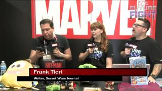 It All Ends with Frank Tieri on Marvel LIVE! at San Diego Comic-Con 2015