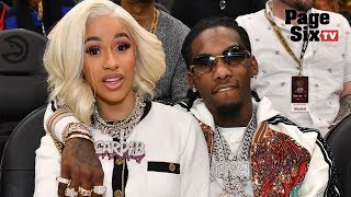 Cardi B and Offset's marriage was a 'business arrangement' | Page Six