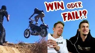 Das Battle! | Win oder Fail Motorrad Compilation