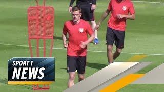 Griezmann schwärmt von Barca und Bayern | SPORT1 - Der Tag