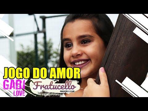 Jogo do Amor (Versão Feminina) - Gabi Love (FRATUCELLO)