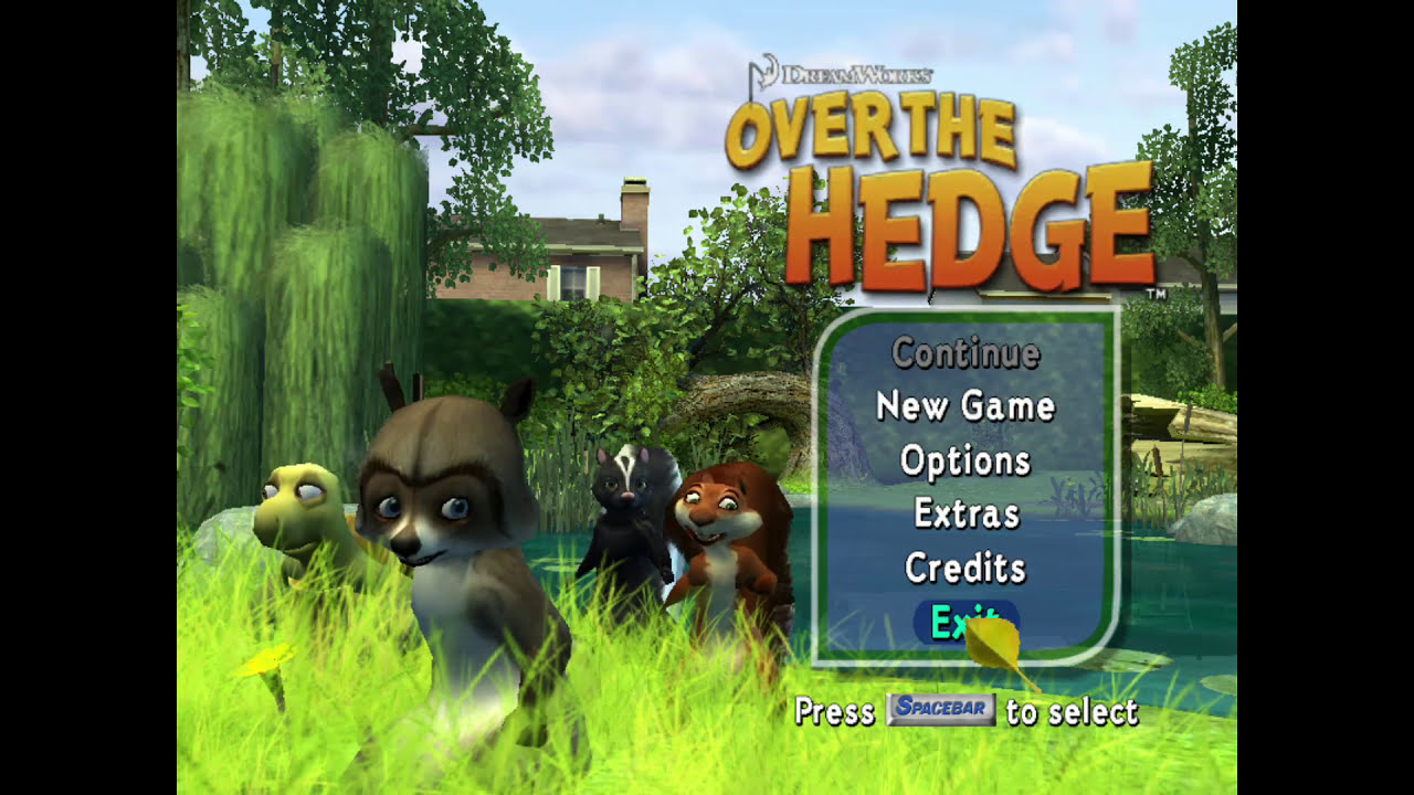 How To Install Over The Hedge 2006 Pc Youtube