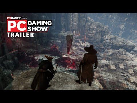 New World beta trailer | PC Gaming Show 2020