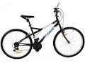 Comprei e Aprovei - Bicicleta Caloi Montana Aro 26 21 Marchas MTB - Preto