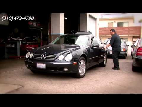 Pacific Palisades Mercedes Repair Brentwood Mercedes Service Santa Monica Mercedes Maintenance1