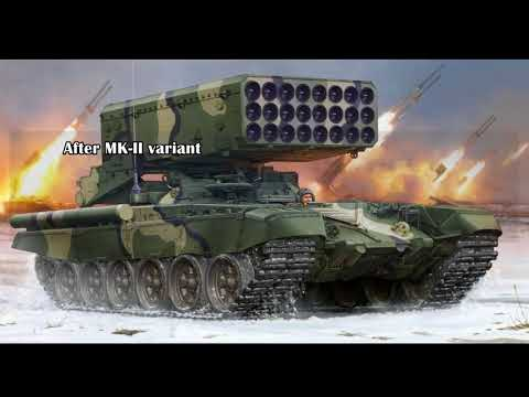 EP.08. Pinaka Mark II   Advance Multi Barrel Rocket Launcher System