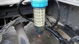 Фильтр отстойник грубой очистки ФГО 3(Фильтра грубой очистки дизельного топлива с прозрачным отстойником, позволяющим контролировать качество..., 2011-07-02T04:32:48.000Z)