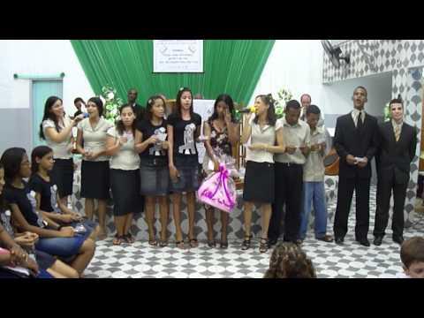 Homenagem do ROSA DE SARON para CRISTIANE