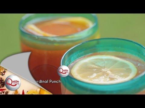 Queen At Home - Indah Kalalo - Cardinal Punch