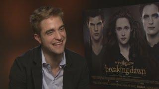 Robert Pattinson on The Twilight Saga: Breaking Dawn - Part 2: 'I like sex scenes'