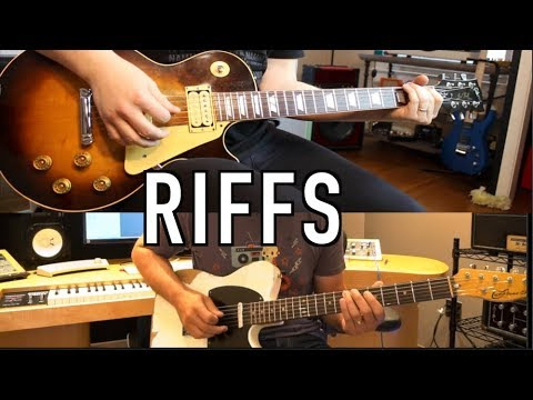 The Secret To Writing Rock Riffs ft Michael Nielsen