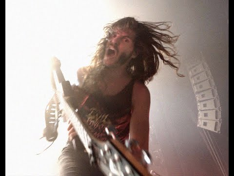 EVIL INVADERS - Raising Hell (Live) | Napalm Records