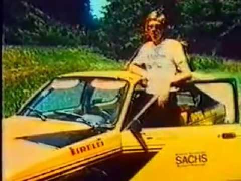 Walter Röhrl im Opel Kadett C GT/E - Rallye ABC Teil 1