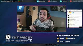 Claim your spot - S3EP3 The Moody Without Music Stream
