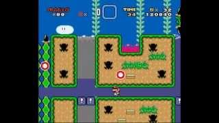 Danmaku Mario World Ep #1 - Deaf Mute