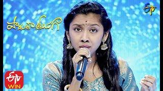Ye Devi Varamu Song | Lakshmi Himasri Performance | Padutha Theeyaga | 9th  August 2020 | ETV Telugu