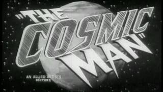 The Cosmic Man (1959) - Movie Trailer