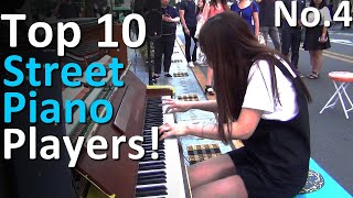 Top 10 Street Piano Performances