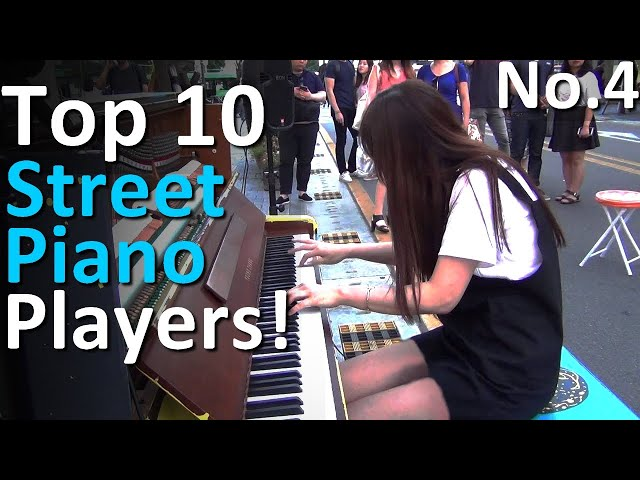 Top 10 Street Piano Performances #1