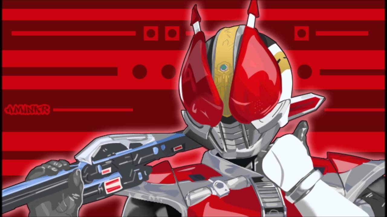 Kamen Rider Den-O Sword Form Standby and Henshin Sound HD - YouTube