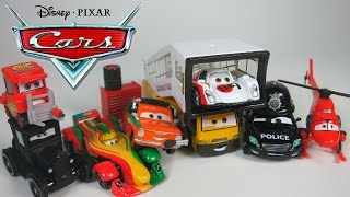 NEW CARS 2 RIP CLUTCHGONESKI DELUXE UCCHI HELICOPTER MY NAME IS NOT CHUCK!