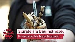Ice & Roll: Mit Spiraleis & Baumstrietzel Europa erobern - Franchise Me | Welt der Wunder