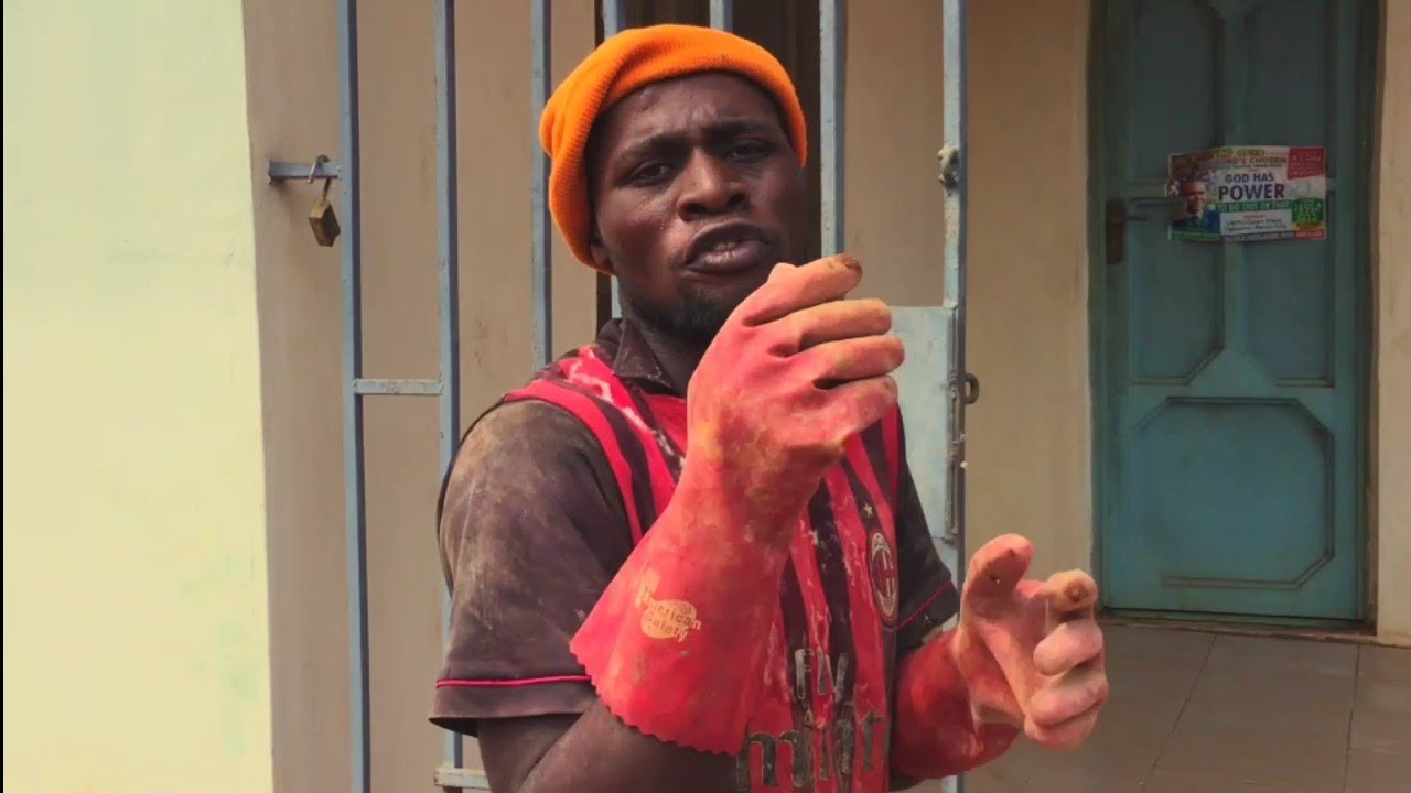 MC. OKWEKWE  TALKS ABOUT NIN?  #brodashaggi #nigeriancomedy #markangel