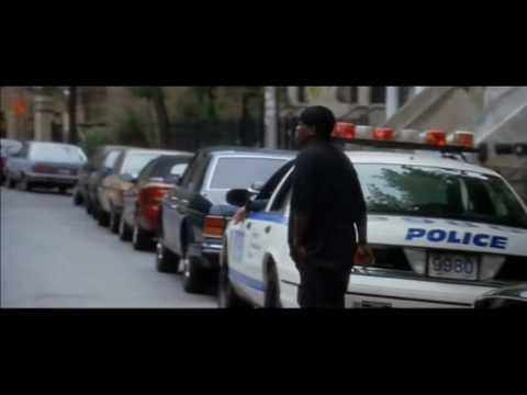 Get Rich Or Die Tryin' Cop Shooting Scene