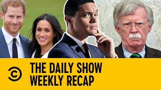 the-monday-times-iran-bushfires-royals-impeachment-the-daily-show-with-trevor-noah