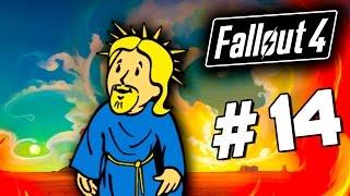 Fallout 4 - ЗА ПРЕДЕЛЫ КАРТЫ - Абсолютная пустошь 60 Fps 14