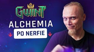 Gwint - Alchemią po nerfie